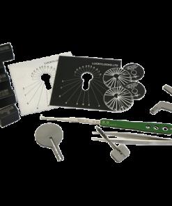 Abloy locks pick decode tools by Luckylocks EU