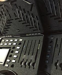 Double bit locks professional decoders & pick tools
